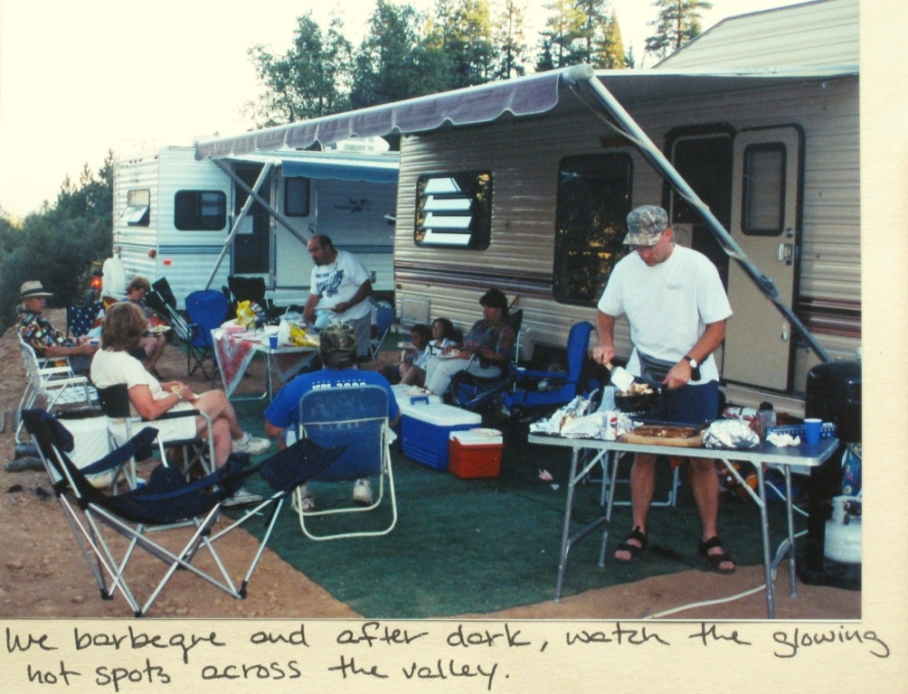 2001 Labor Day weekend