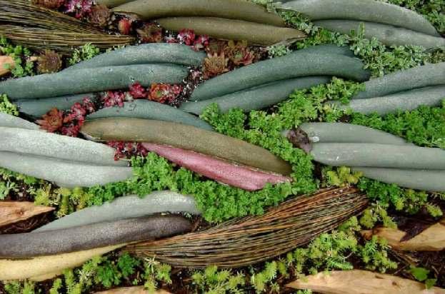 Alastair Heseltine woven garden