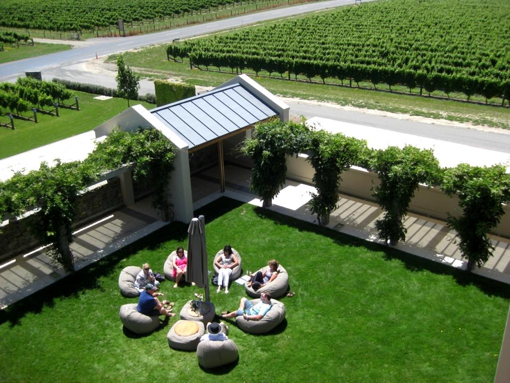 Nz Week Monday Blenheim Wineries And Gardens Sierra