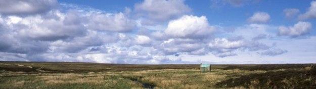 Peat moorland, Isle of Lewis