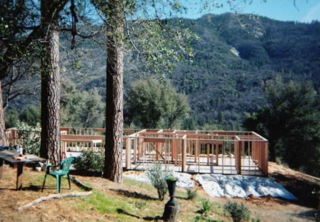 2005-2 House Framing