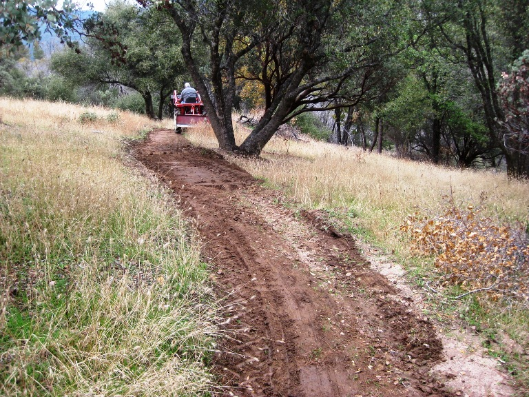 2010 Tractoring the new lower path
