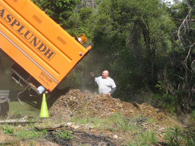 2011 Truck driver and gardener, Joe