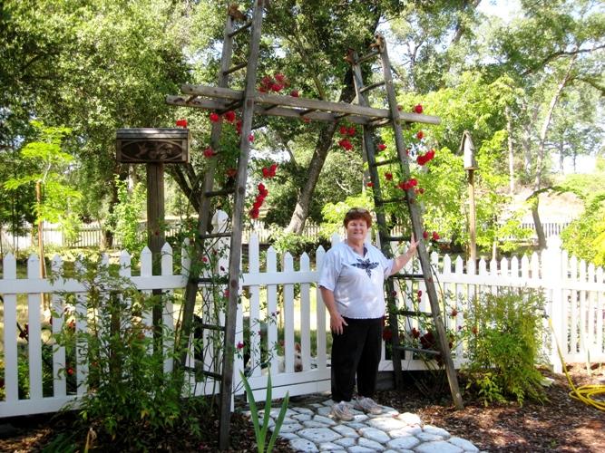 Diane S Greenhouse Dream Flea Market Gardening