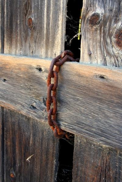 Chain lock, Hornitos