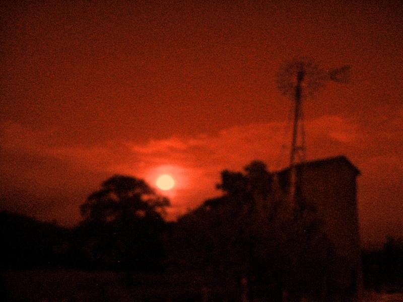 Harvest Moon September 12, 2011