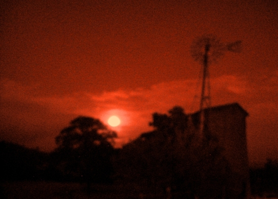 Harvest Moon September 12, 2011