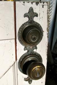 The door hardware