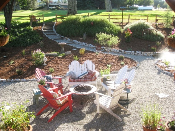 how to make an adirondack lawn chair