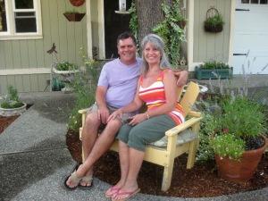 Tim and Barbara Fruehe